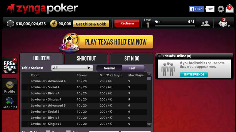 zynga poker hack 2012 - unlimited chips & gold