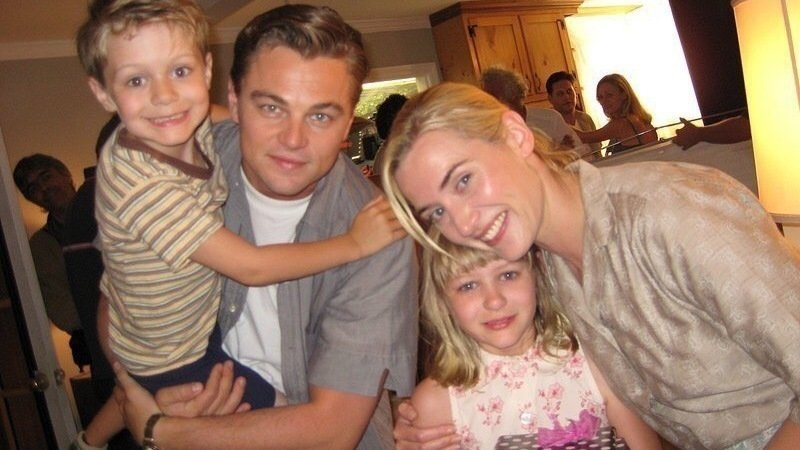 Kate winslet and leonardo dicaprio friends or soulmates