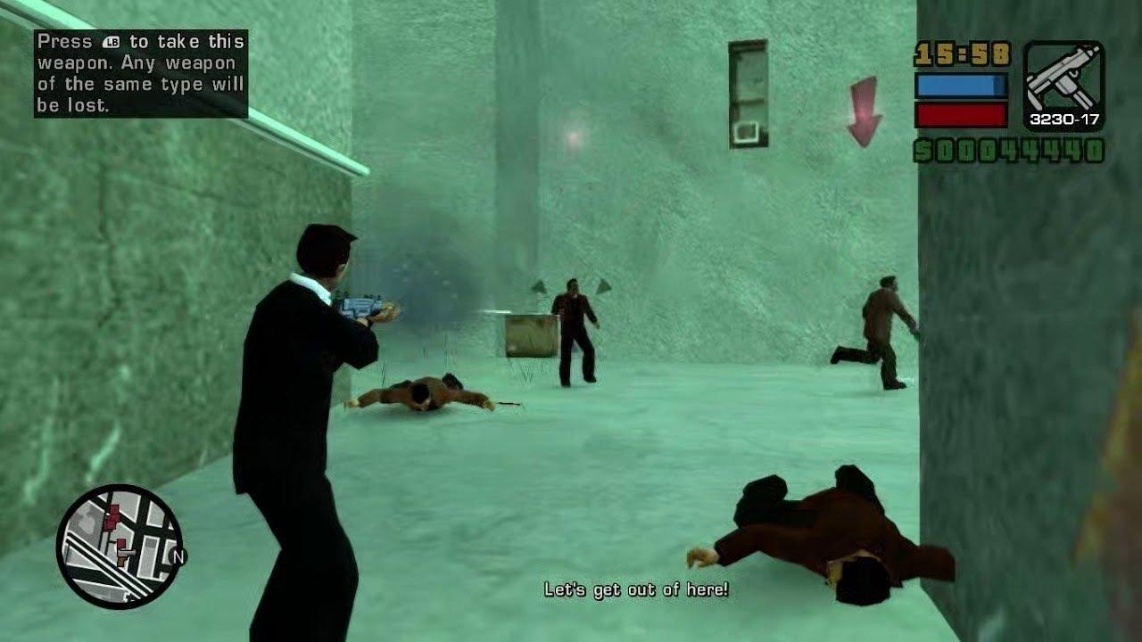 Petition update · GTA Liberty City Stories Winter Edition