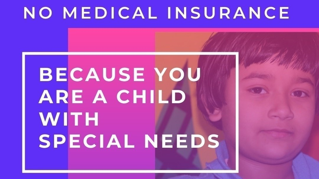 Petition · Insurance for Children with Special Needs from ...