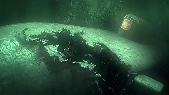 правда что касается гибели подводной лодки курск