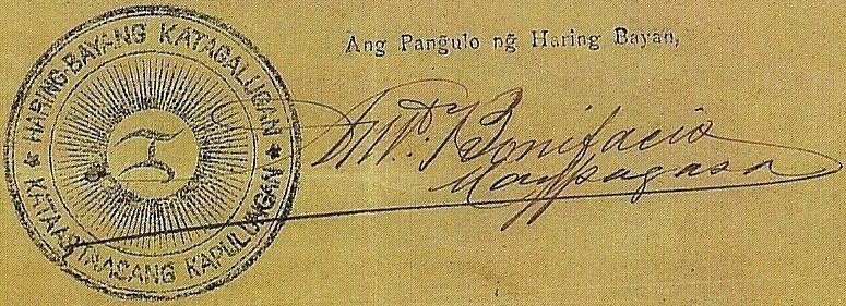 reaction paper of andres bonifacio and