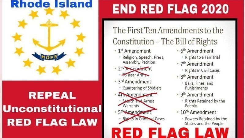 Nm State Fair 2020 Grand Marshall.Petition Repeal Rhode Island S Red Flag Law 2020 Change Org