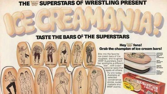 Petition · WWE: Bring Back WWE Ice Cream Bars · Change org