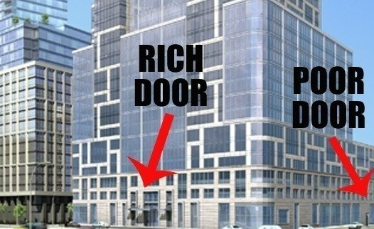 End affordable housing discrimination and \u201cpoor door\u201d policies & Petition · End affordable housing discrimination and \u201cpoor door ...