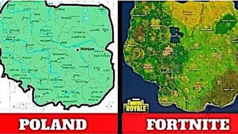 Petition Flood Europe Except For Poland To Recreate The Fortnite Map Change Org Joue à cache cache dasn cette map western aux nombreuses cachettes ! poland to recreate the fortnite map