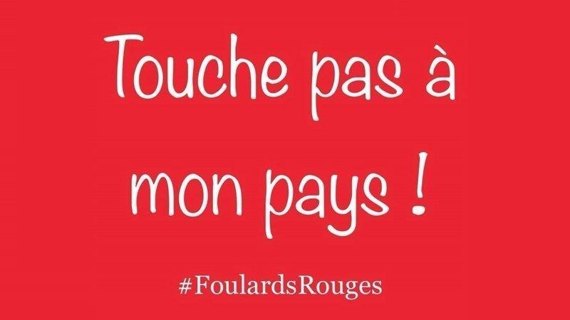 se connecter rechercher le meilleur original Pétition · Foulards Rouges de France - Recensement · Change.org