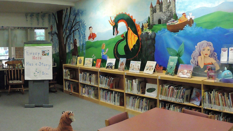 wake county public library