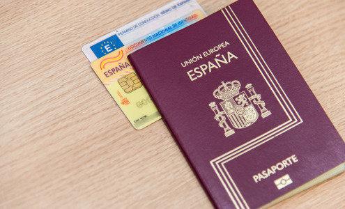 Испания вид на жительство