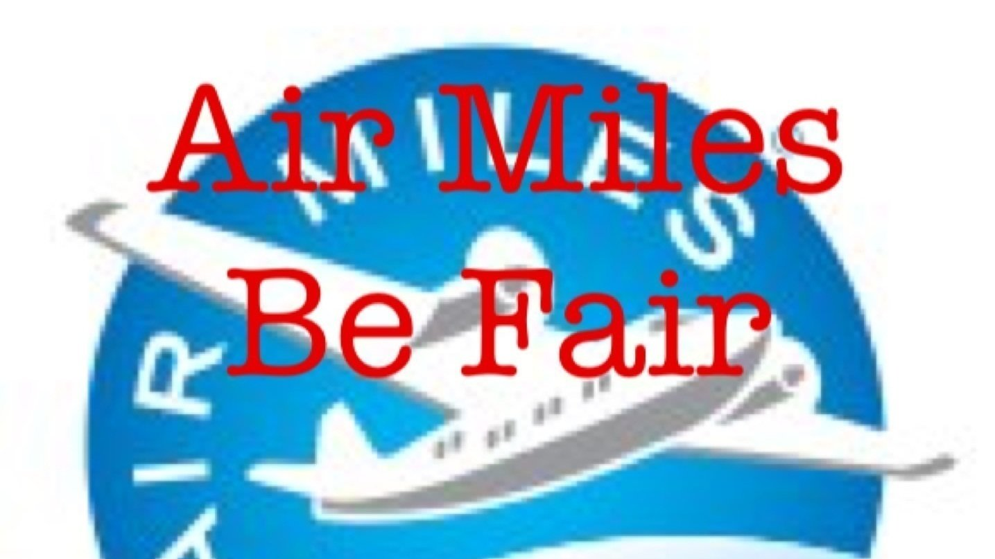 Topic · Airmiles · Change.org