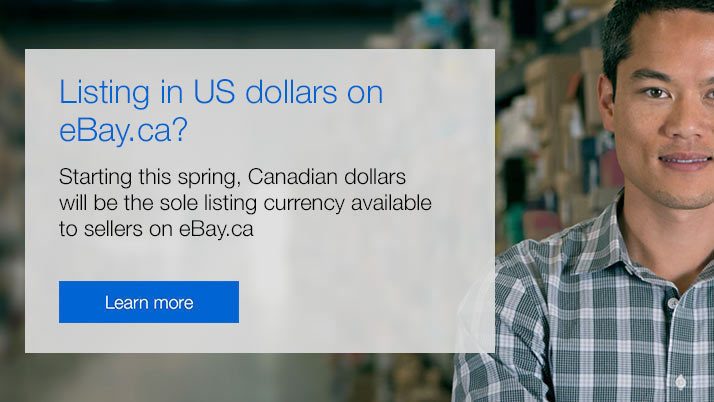 Petition Ebay Allow Ebay Canadian Sellers To Continue Selling In Us Dollars Change Org