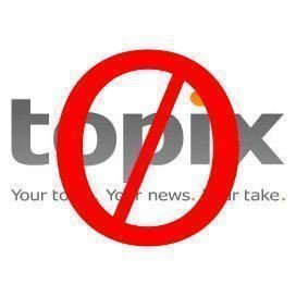 Petition · Either Make Topix Abide by the Law or Take the