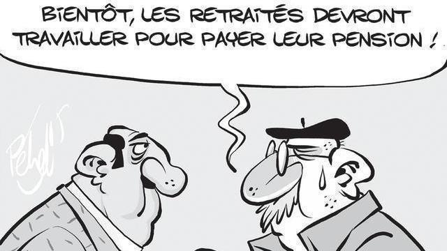Petition Update Les Retraites Francais Faut Les Saigner