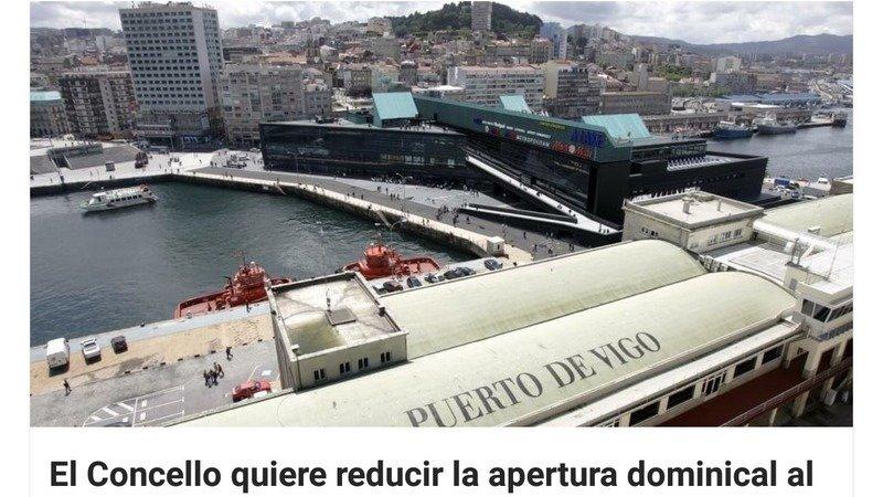 Petición · Ayuntamiento de Vigo: No a la apertura del Centro