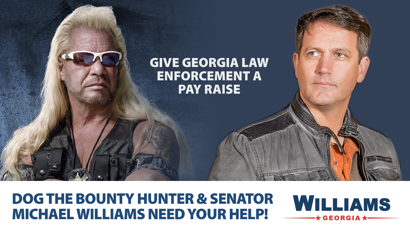 petition  u00b7 dog the bounty hunter  u0026 senator michael