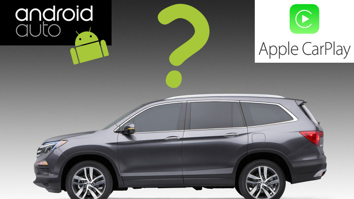 Petition · Honda Motor Company: 2016 Honda Pilot - Upgrade to