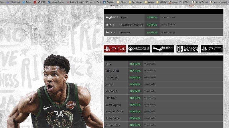 Petition · Make NBA 2k19 Playable Again · Change org