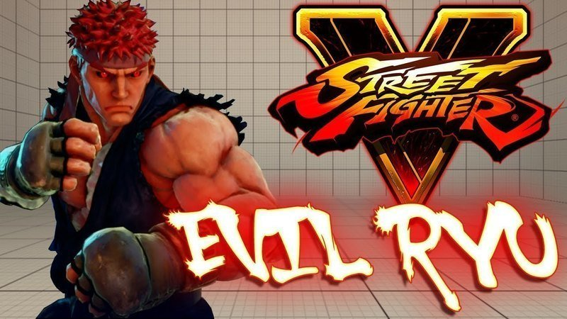 Petition Capcom Adding Evil Ryu To Street Fighter 5