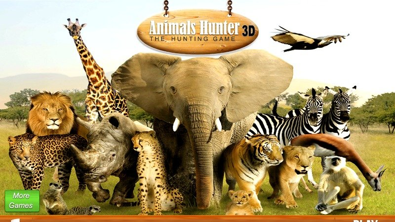animals hunting zoo games play 3d apps google pc change android wild tycoon extinct