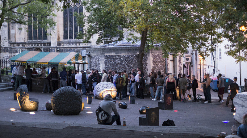 Petition · Norwich City Council: Save Our Soup Kitchen Stall From ...