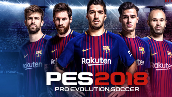 Image result for PES 2018 PRO EVOLUTION SOCCER MOD HACK APK