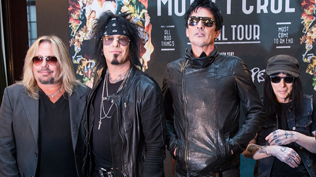 Vince Neil Tour 2020 Petition · #MOTLEY2020 GET MOTLEY CRUE INDUCTED INTO 2020 ROCK AND