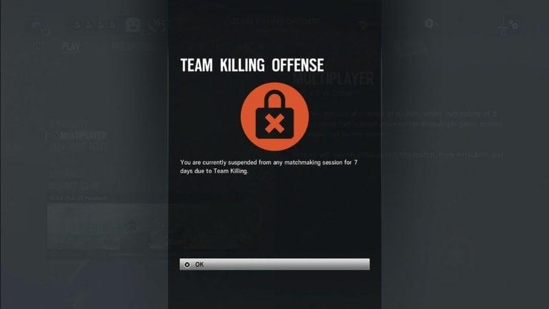 r6 siege matchmaking unfair