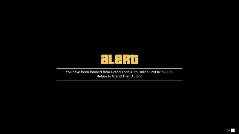 Petition · Rockstar Games: The Grand Theft Auto Online Ban System