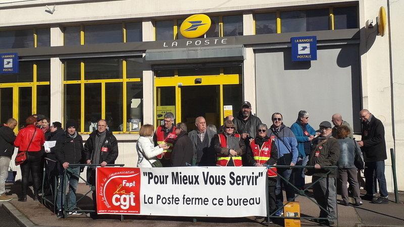 Petition Pour Le Maintien Des Bureaux De Poste Change Org