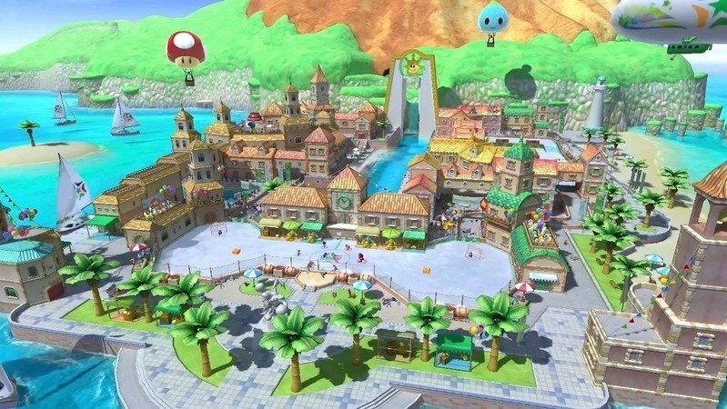 Petition Super Mario Sunshine Hd Remake Wii U Changeorg