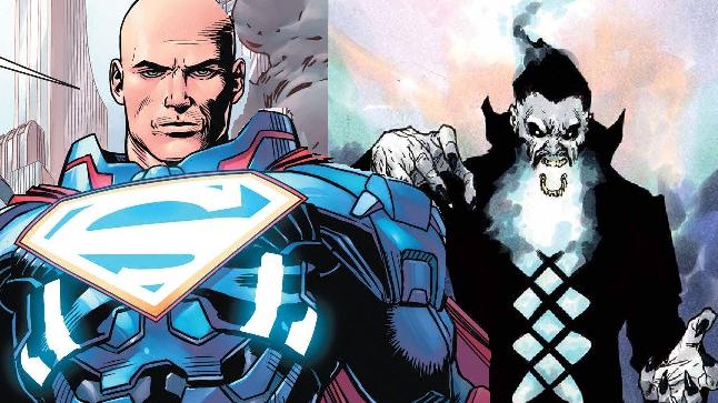 Topic · Supergirl season 5 · Change org