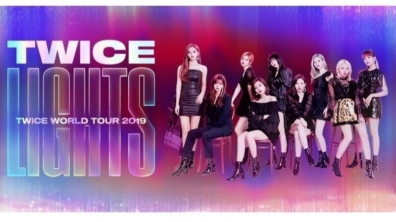 Petition Bring Twice To Europe Twicelights World Tour 2019