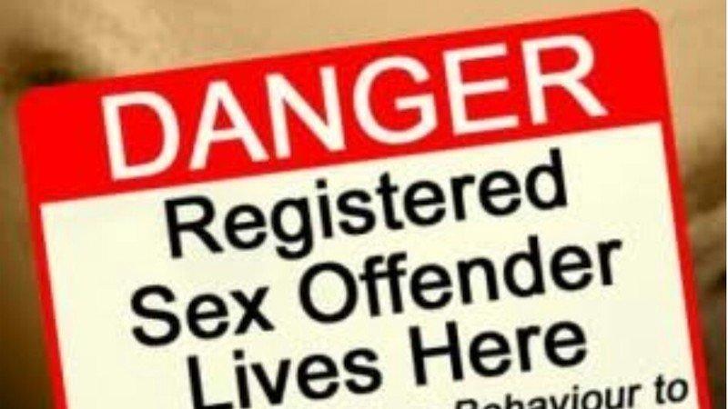 Sex offendars list