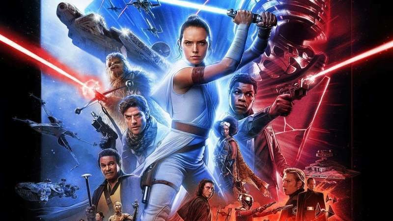 Petisi Star Wars The Rise Of Skywalker P E L I C U L A Completa 2018 En Español Latino Change Org