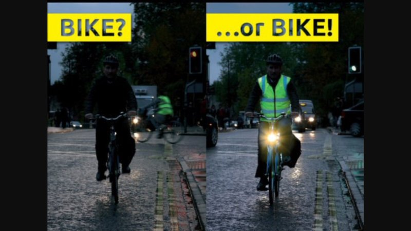 Ride Safe Vest >> Petition · Cyclists to use brighter lights and high ...