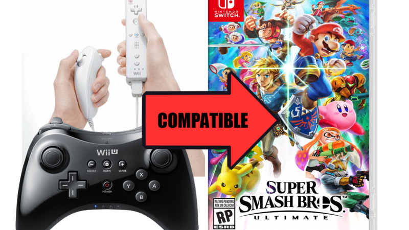 How to use wii u pro controller on switch