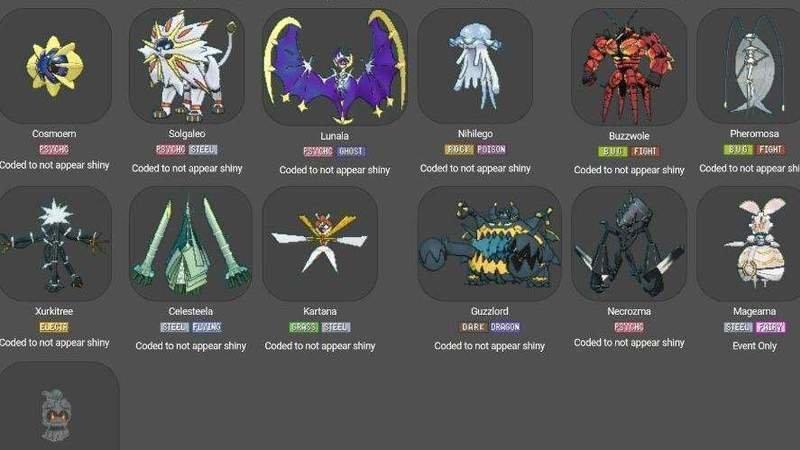 Petition · Nintendo: Do not shiny lock Legendary Pokemon in