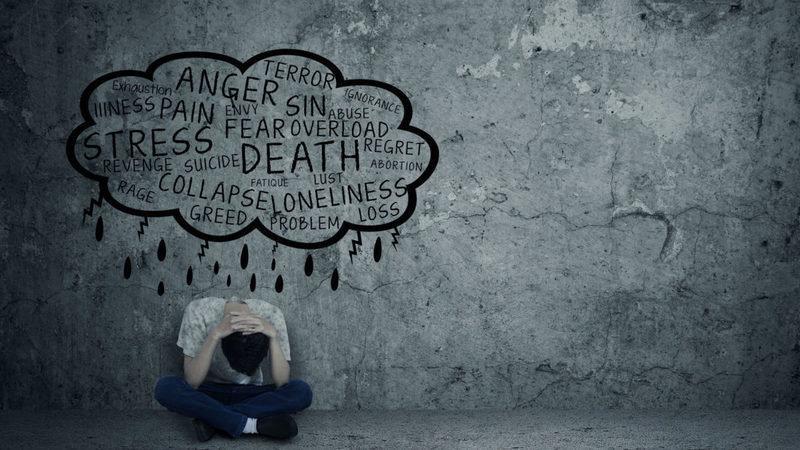 Write my overcomming depression
