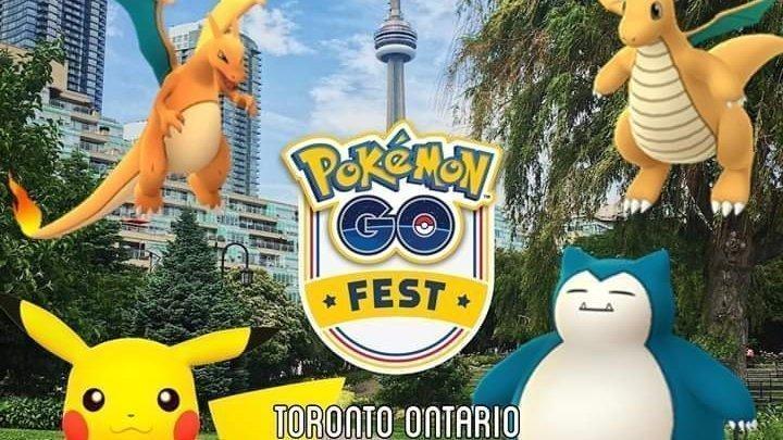Petition · Pokemon Go Fest in Toronto Canada · Change org