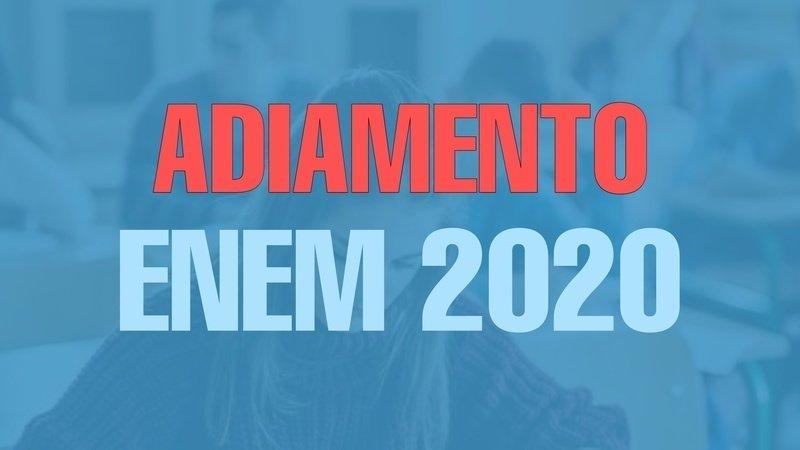 Abaixo-assinado · ADIAMENTO ENEM 2020 · Change.org