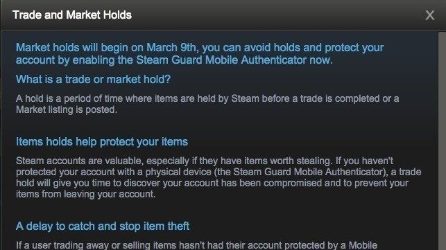 Petition · Valve: Stop forcing the Escrow on us · Change org