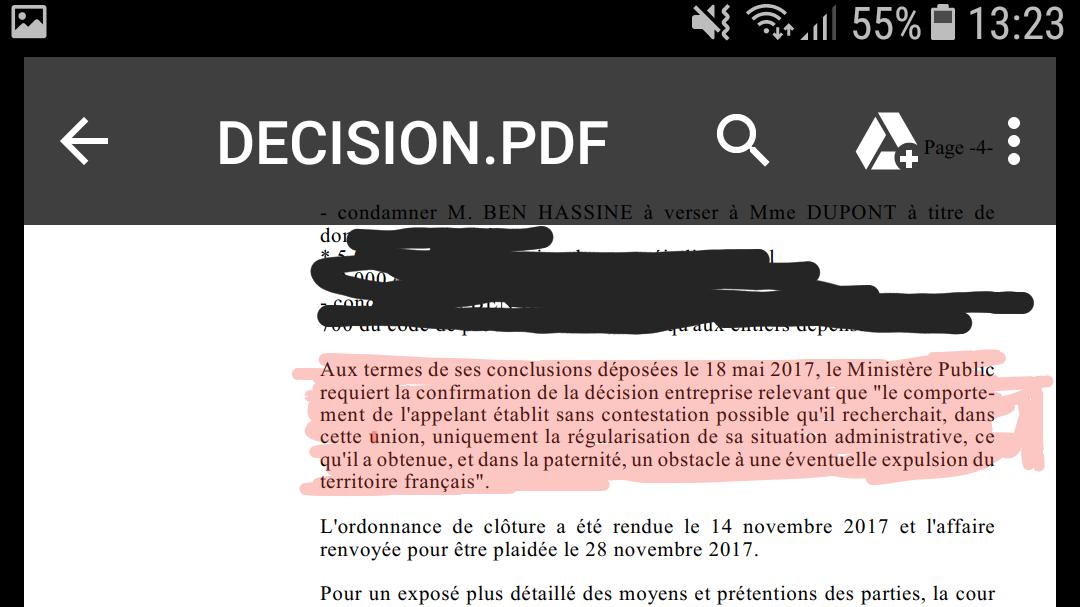 Petition Update Juge Des Enfants Change Org