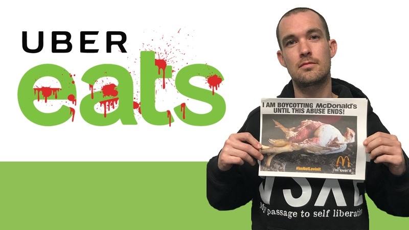 Petition · Join Me in Boycotting Uber Eats! · Change org