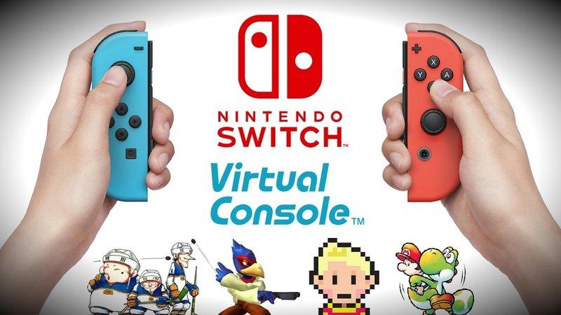 Petition · Nintendo: Nintendo Switch Virtual Console