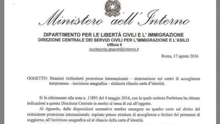 Petizione · Governo : Reimpatrio per i migranti che non hanno ...