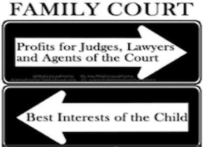 Petition update · SHUTDOWN #FamilyCourt Broken System of