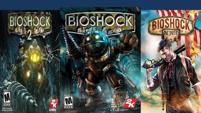 petition 2k games inc release bioshock for the xbox one and ps4