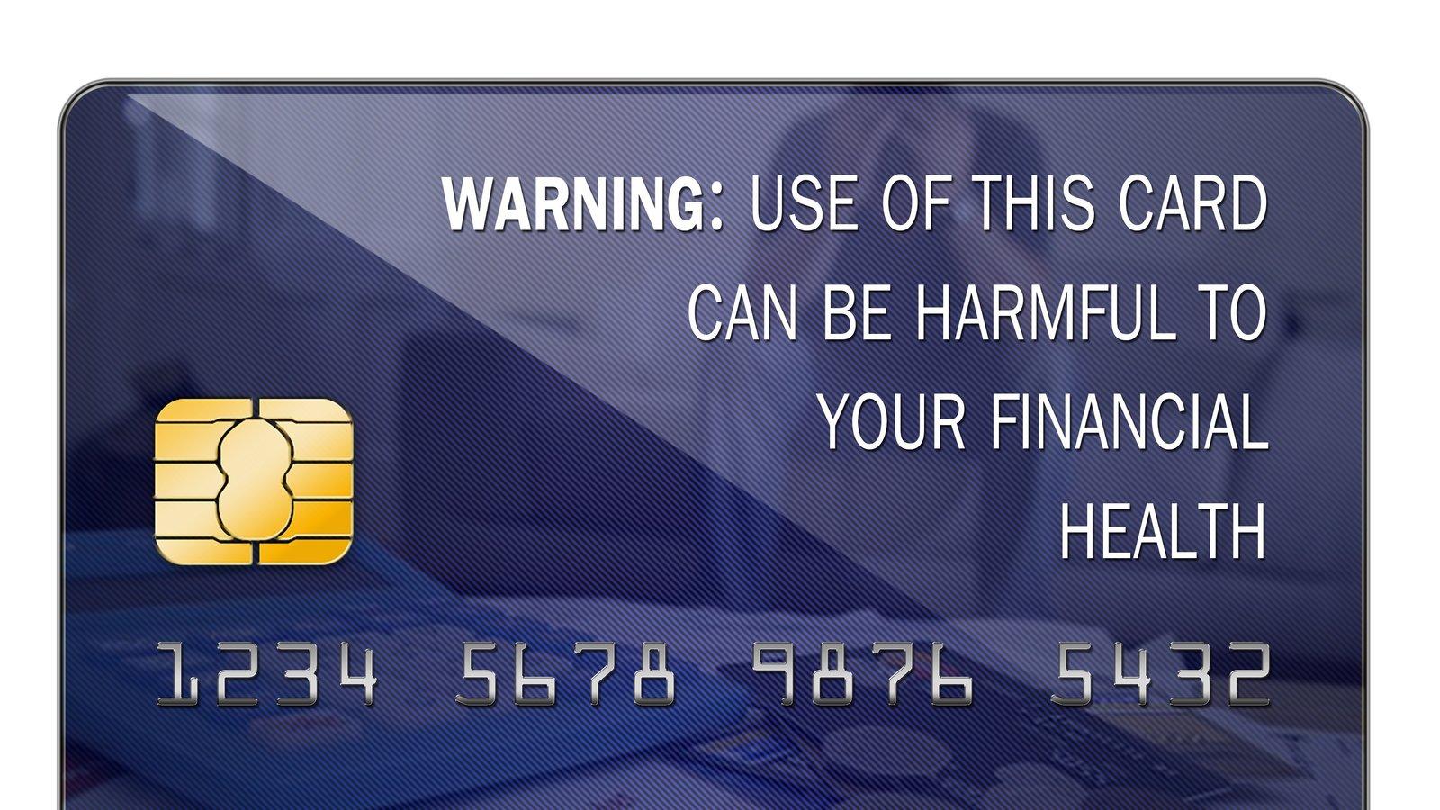 Petition · Visa: Put Warnings on Credit Cards · Change.org