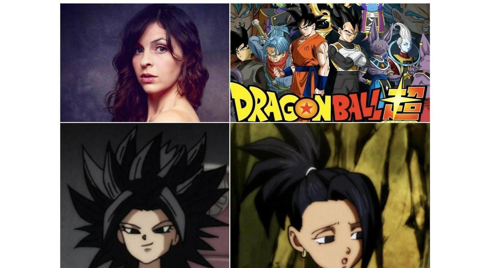 Topic · Dragon ball · Change org