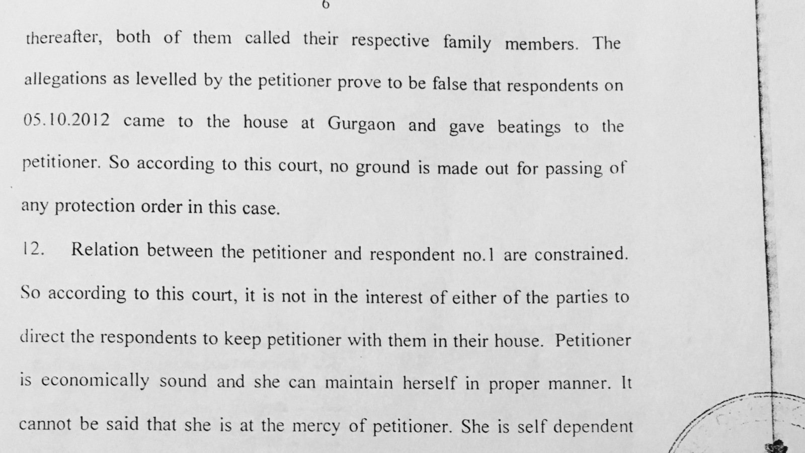 Petition appeal against the misuse of dowry law by my wife and petition appeal against the misuse of dowry law by my wife and their parents change aljukfo Images